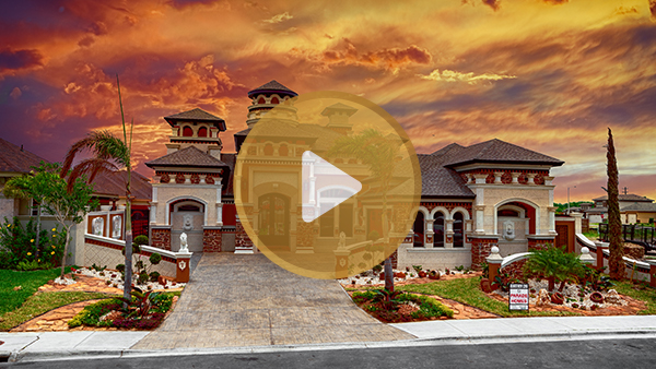 Brand New Home in Jackson Heights Subdivision in Edinburg, TX -2313 Vancouver Ave.