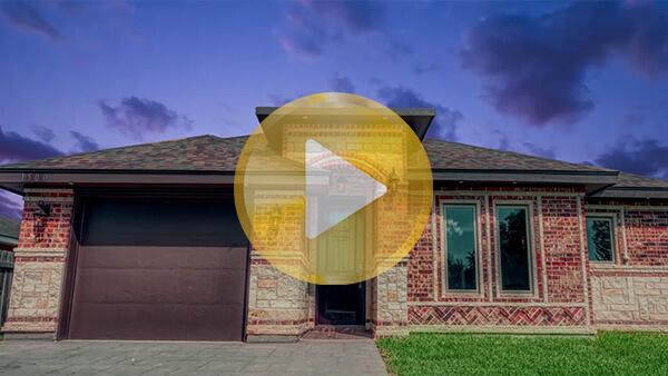 Brand New Home in Pharr, TX – 1500 Longoria St.