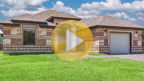 Brand New Home in Mission, TX – 2703 Acapulco Ave.