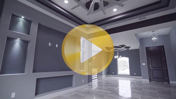 Brand New Home in Alamo, TX – 5301 Sebastian